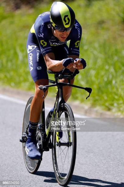 57th Vuelta Pais Vasco 2017 / Stage 6 Ruben PLAZA / Eibar Eibar / Individual Time Trial / ITT / Tour of Basque Country / Euskal Herriko Itzulia /