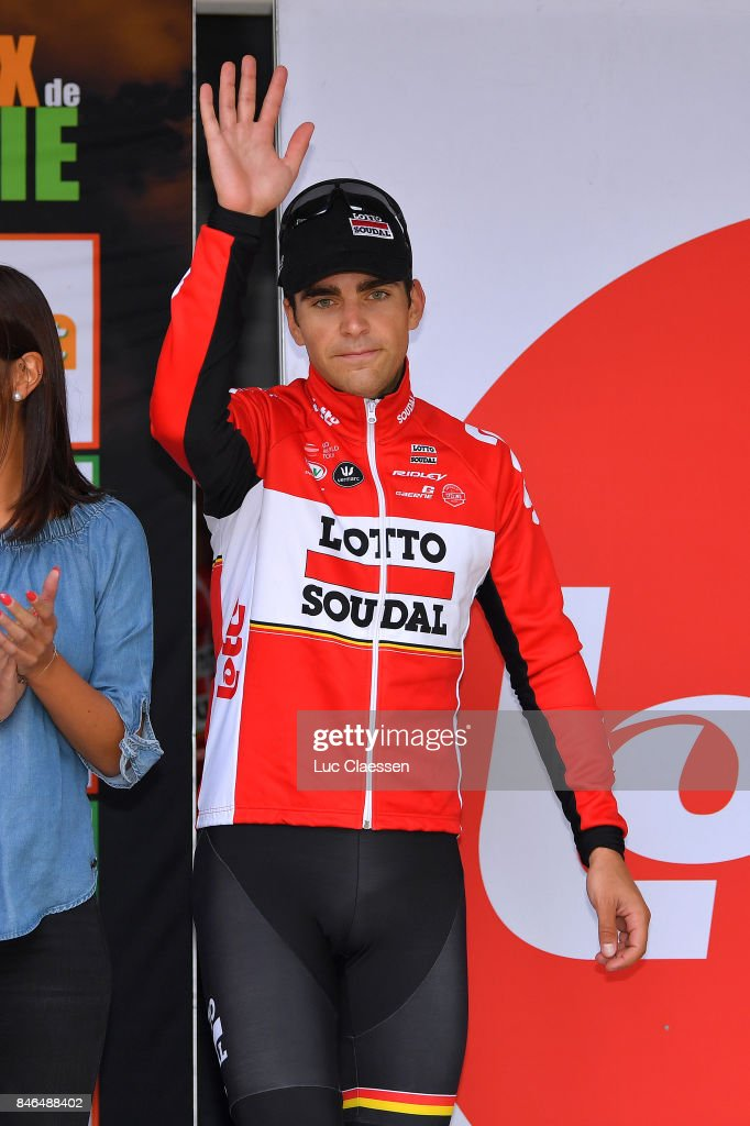 58th Grand Prix de Wallonie Podium/ Tony GALLOPIN (FRA)/ Chaudfontaine - Citadelle de Namur 216m (212,1km)/ GP Wallonie /