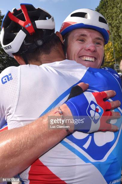 5th Brussels Cycling Classic 2017 Arnaud DEMARE Celebration / Brussels Brussels /