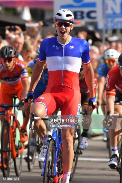 5th Brussels Cycling Classic 2017 Arrival / Arnaud DEMARE Celebration / Brussels Brussels /