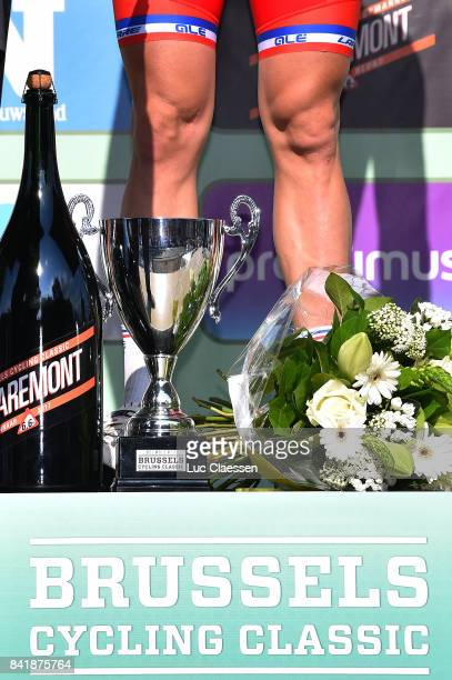 5th Brussels Cycling Classic 2017 Illustration / Podium / Arnaud DEMARE / Brussels Brussels /