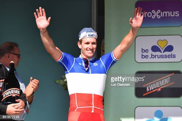 5th Brussels Cycling Classic 2017 Podium / Arnaud DEMARE Celebration / Brussels Brussels /
