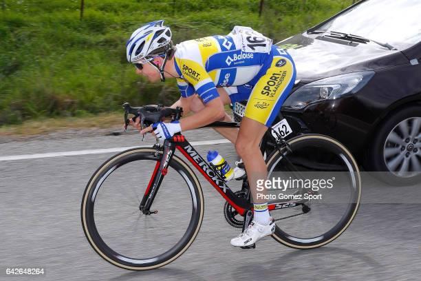 63rd Ruta del Sol 2017 / Stage 4 Jens WALLAYS / La Campana Sevilla / Vuelta a Andalucia /
