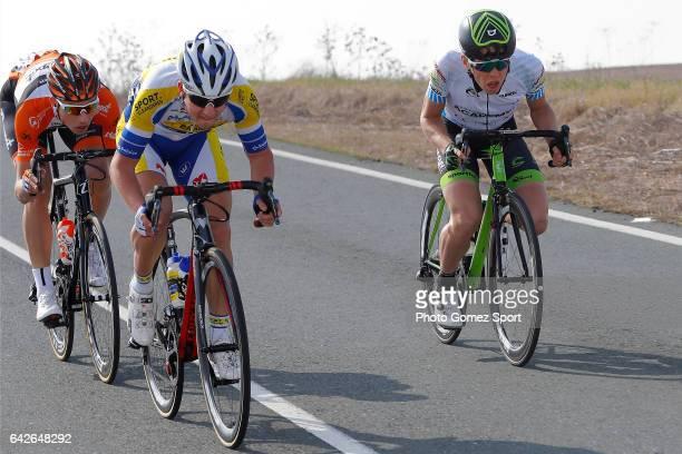 63rd Ruta del Sol 2017 / Stage 4 Ruben POLS / Daniel TUREK / La Campana Sevilla / Vuelta a Andalucia /
