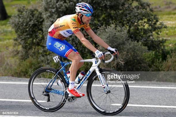 63rd Ruta del Sol 2017 / Stage 4 Thibaut PINOT Sprint Jersey/ La Campana Sevilla / Vuelta a Andalucia /