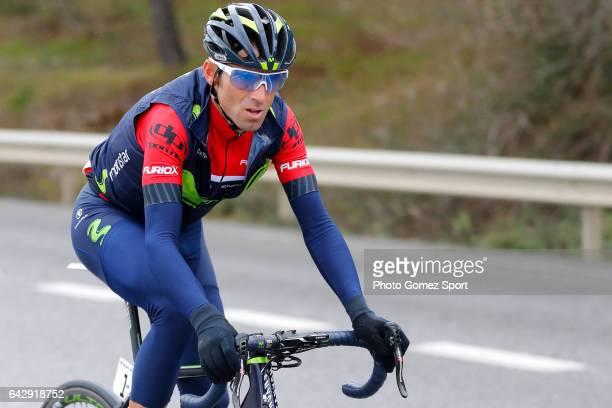 63rd Ruta del Sol 2017 / Stage 5 Alejandro VALVERDE Red Leader Jersey/ Setenil de las Bodegas Coin / Vuelta a Andalucia /