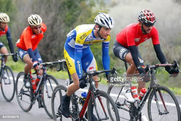 63rd Ruta del Sol 2017 / Stage 5 Edward PLANCKAERT / Setenil de las Bodegas Coin / Vuelta a Andalucia /