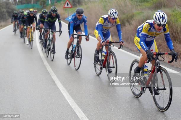 63rd Ruta del Sol 2017 / Stage 5 Jens WALLAYS / Setenil de las Bodegas Coin / Vuelta a Andalucia /