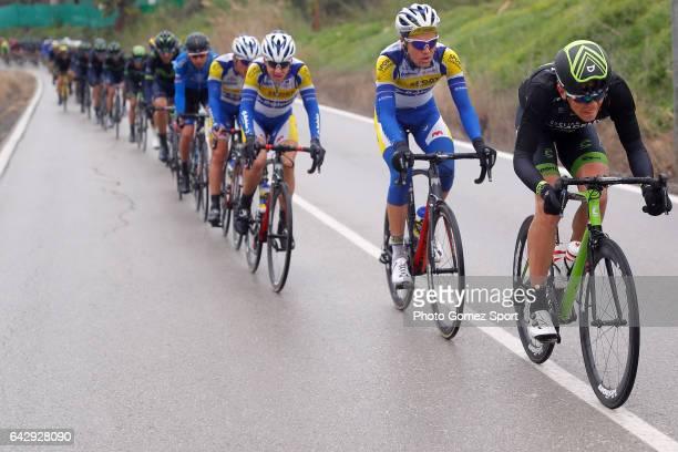 63rd Ruta del Sol 2017 / Stage 5 Krists NEILANDS / Setenil de las Bodegas Coin / Vuelta a Andalucia /
