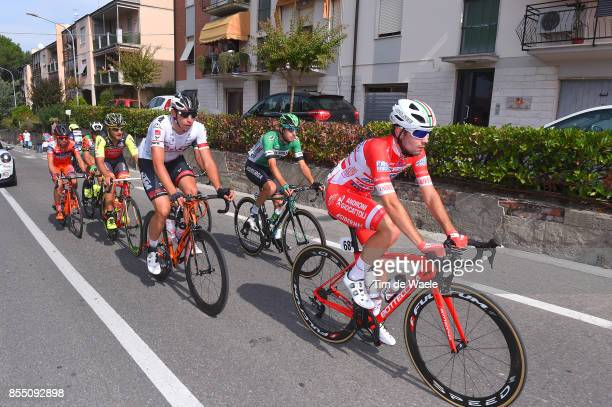 65th Gran Premio Coppa Sabatini 2017 Mekseb DEBESAY / Andrea VENDRAME / Alessandro TONELLI / Patrick GAMPER / Eugert ZHUPA / Oscar PELEGRI / Peccioli...