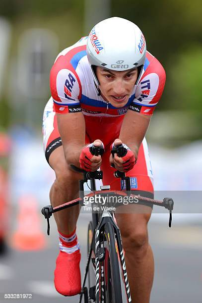 67th Tour de Romandie 2013 / Stage 5 Simon Spilak / Geneve Geneve / Time Trial Contre la Montre Tijdrit TT / Ronde Rit Etape TDR /Tim De Waele