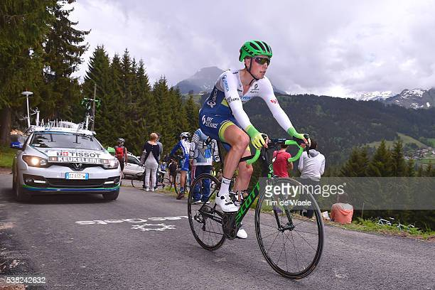 68th Criterium du Dauphine 2016 / Prologue Christian MEIER / Les Gets Le Mont Chery 1500m / Time Trial ITT /