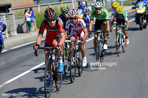68th Tour of Spain 2013 / Stage 4 LANDER Sebastian / Lalin / A Estrada Fisterra / Vuelta Ronde van Spanje / Rit Etape /Tim De Waele