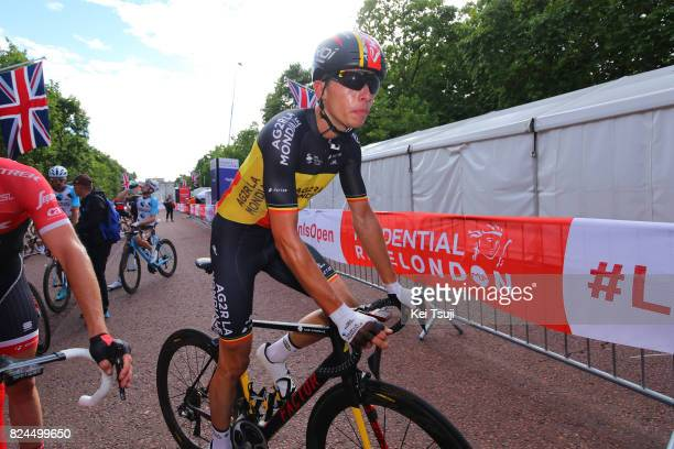 6th Prudential RideLondonSurrey Classic 2017 / Men Arrival / Oliver NAESEN / London London / Prudential RideLondon /
