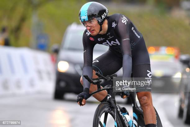 71st Tour de Romandie 2017 / Prologue Gianni MOSCON / Aigle Aigle / Individual Time Trial / ITT/