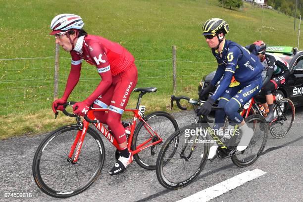 71st Tour de Romandie 2017 / Stage 3 Alberto LOSADA / Jack HAIG / Payerne Payerne /