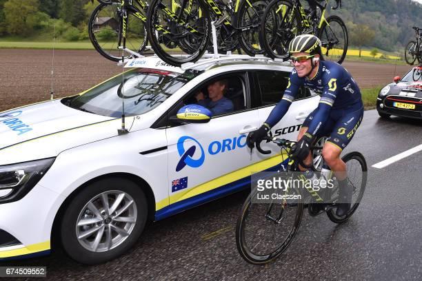 71st Tour de Romandie 2017 / Stage 3 Alexander EDMONDSON Car / Payerne Payerne /