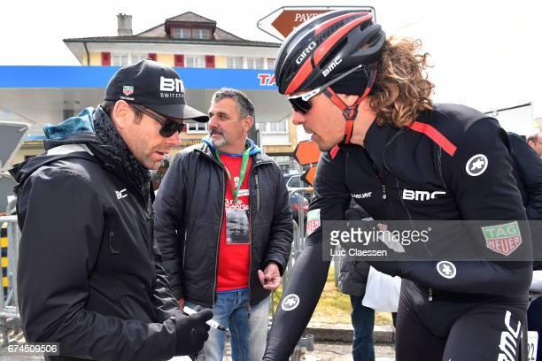 71st Tour de Romandie 2017 / Stage 3 Daniel OSS / Cadel EVANS / Payerne Payerne /