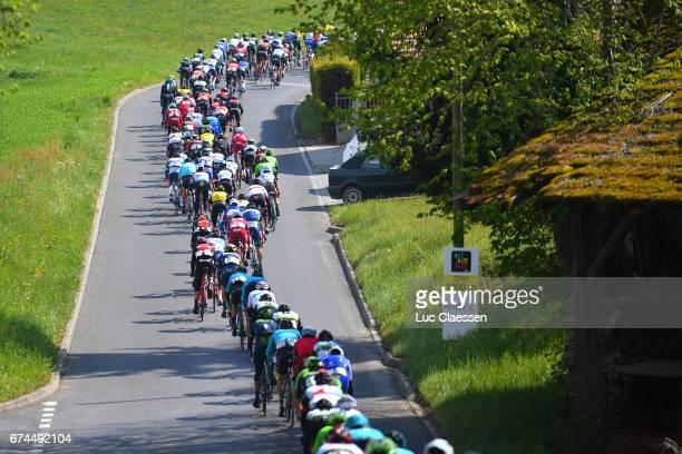 71st Tour de Romandie 2017 / Stage 3 Landscape / Peloton / Payerne Payerne /