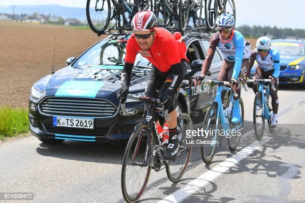 71st Tour de Romandie 2017 / Stage 3 Maxime MONFORT / Mickael CHEREL / Payerne Payerne /