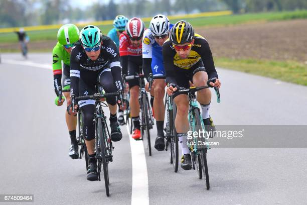 71st Tour de Romandie 2017 / Stage 3 Victor CAMPENAERTS / Lukas POSTLBERGER / Payerne Payerne /