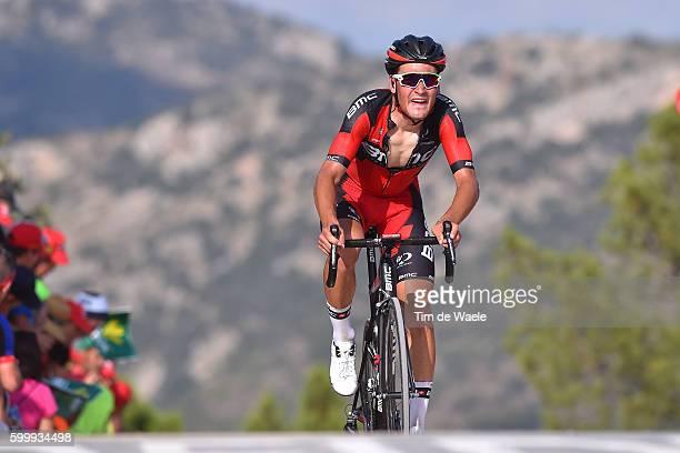 71st Tour of Spain 2016 / Stage 17 Arrival / Silvan DILLIER / Castellon Llucena Camins del Penyagolosa 980m / La Vuelta /
