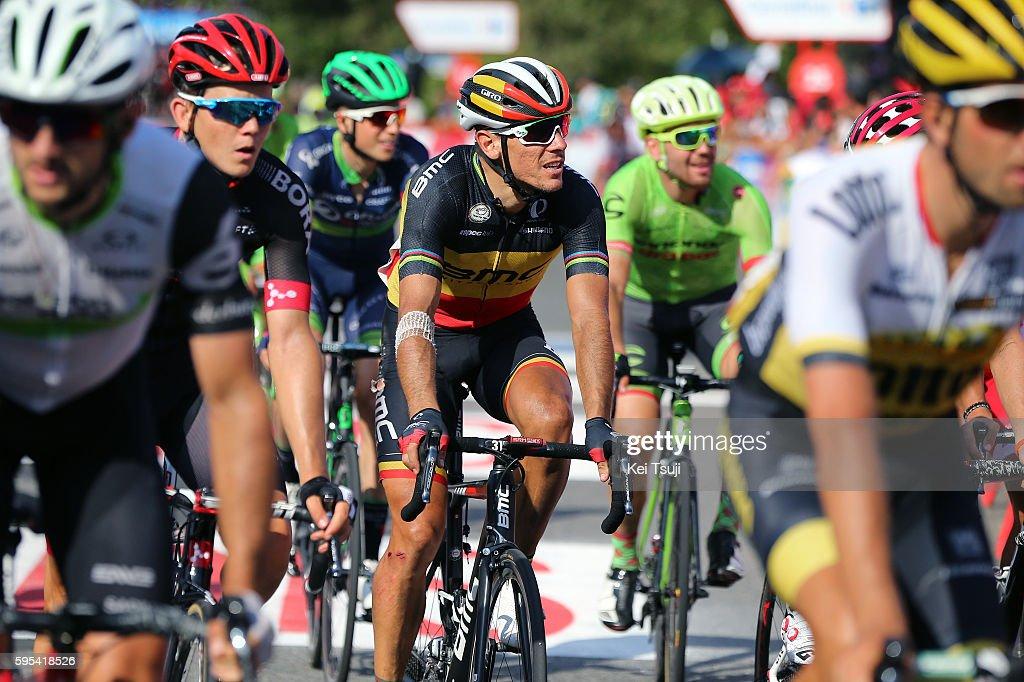 71st Tour of Spain 2016 / Stage 6 Arrival / Philippe GILBERT / Monforte de Lemos Luintra Ribeira Sacra / La Vuelta /