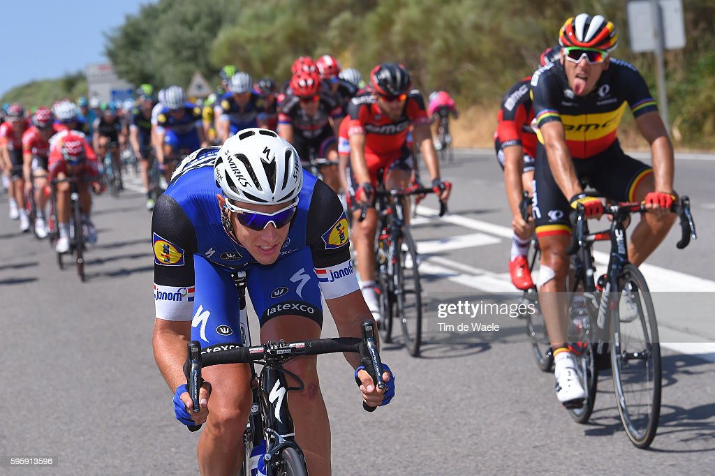 71st Tour of Spain 2016 / Stage 7 Niki TERPSTRA / Philippe GILBERT / Maceda Puebla de Sanabria / La Vuelta /