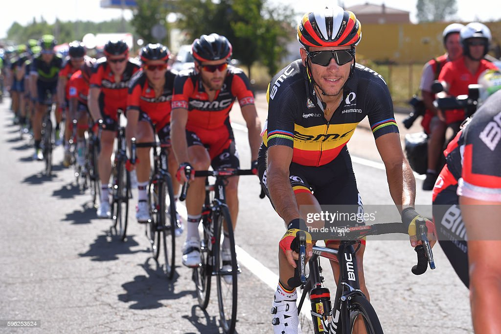 71st Tour of Spain 2016 / Stage 8 Philippe GILBERT / BMC RACING TEAM / Villalpando La Camperona Valle de Sabero 1600m / La Vuelta /