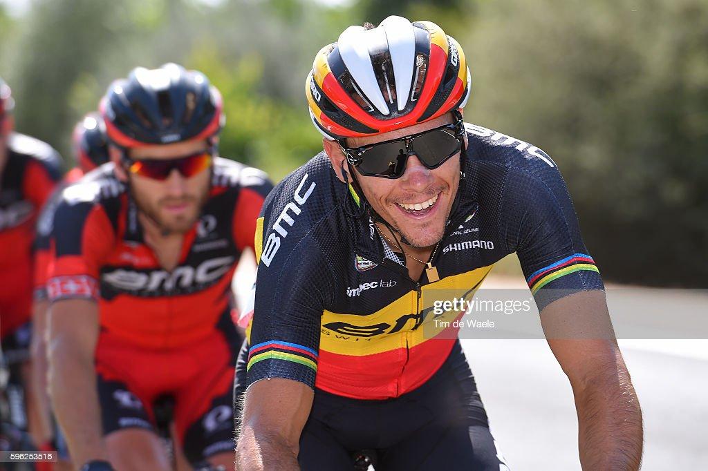 71st Tour of Spain 2016 / Stage 8 Philippe GILBERT / Villalpando La Camperona Valle de Sabero 1600m / La Vuelta /