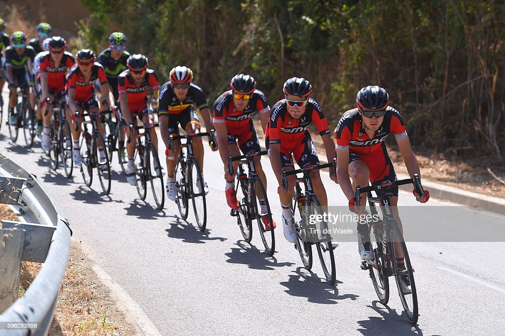71st Tour of Spain 2016 / Stage 8 Tejay VAN GARDEREN / Silvan DILLIER / JeanPierre DRUCKER / Philippe GILBERT / BMC RACING TEAM / Villalpando La...
