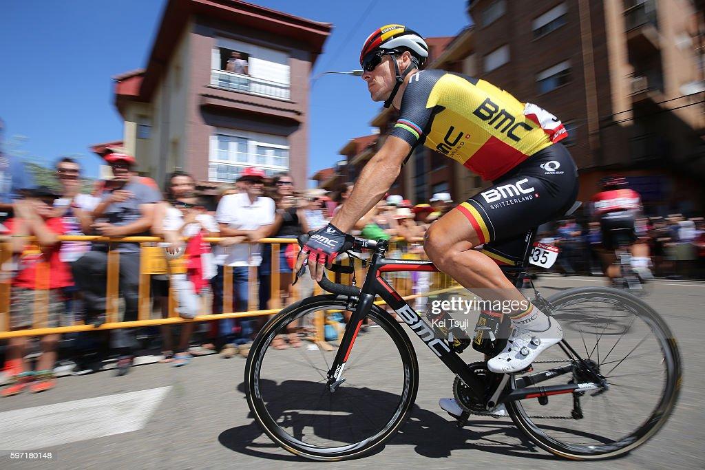 71st Tour of Spain 2016 / Stage 9 Philippe GILBERT / Cistierna Oviedo Alto del Naranco 585m / La Vuelta /