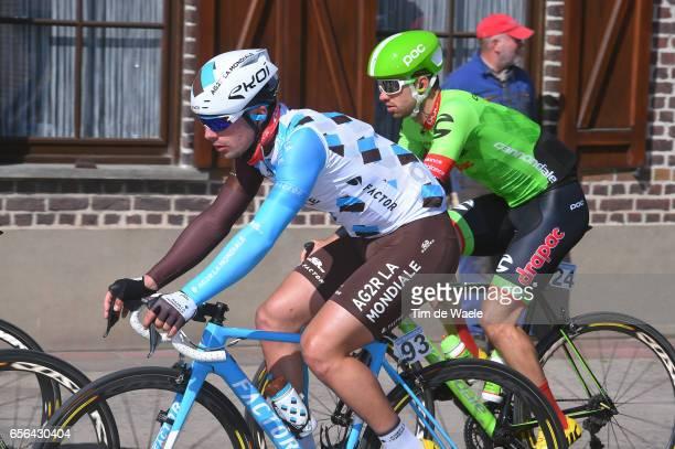 72nd Dwars door Vlaanderen 2017 / Men Rudy BARBIER / Tom VAN ASBROECK / Roeselare Waregem / Men / DDV / Flanders Classics /