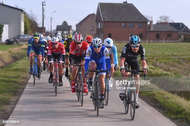 72nd Omloop Het Nieuwsblad 2017 / Men Luke ROWE / Zdenek STYBAR / Gent Gent / Men / Flanders Classics /