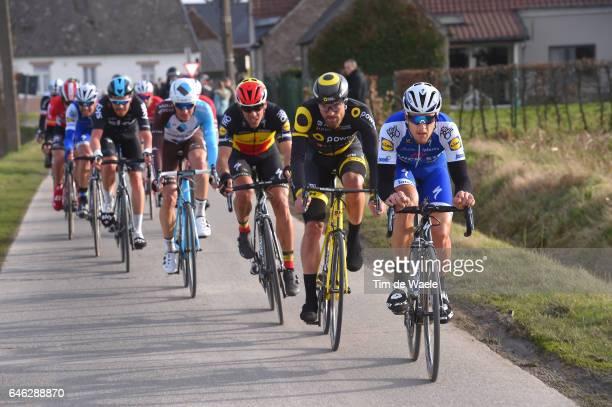72nd Omloop Het Nieuwsblad 2017 / Men Matteo TRENTIN / Gent Gent / Men / Flanders Classics /