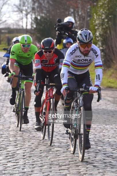 72nd Omloop Het Nieuwsblad 2017 / Men Peter SAGAN / Greg VAN AVERMAET / Sep VANMARCKE / Gent Gent / Men / Flanders Classics /