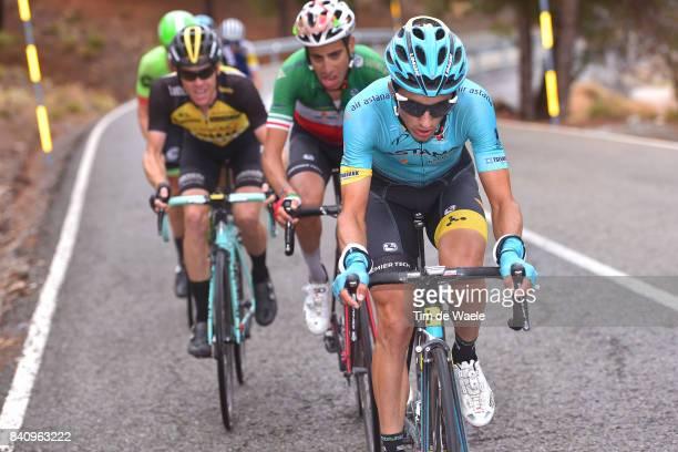 72nd Tour of Spain 2017 / Stage 11 Pello BILBAO / Fabio ARU / Steven KRUIJSWIJK / Lorca Observatorio Astronomico de Calar Alto 2120m / La Vuelta /