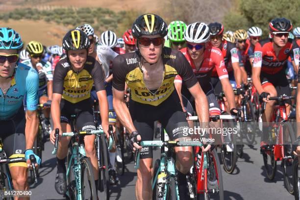 72nd Tour of Spain 2017 / Stage 12 Steven KRUIJSWIJK / Motril Antequera Los Dolmenes 485m / La Vuelta /