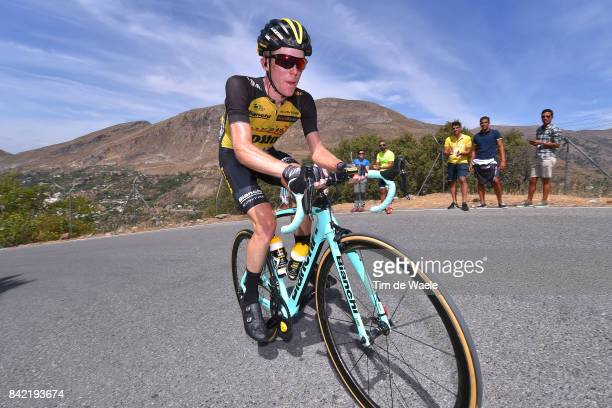 72nd Tour of Spain 2017 / Stage 15 Steven KRUIJSWIJK / Alcala la Real Sierra Nevada Alto Hoya de la Mora Monachil 2510m / La Vuelta /