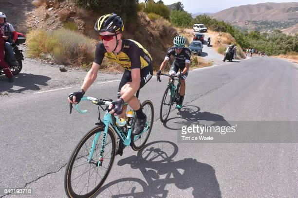72nd Tour of Spain 2017 / Stage 15 Steven KRUIJSWIJK / Rafal MAJKA / Alcala la Real Sierra Nevada Alto Hoya de la Mora Monachil 2510m / La Vuelta /