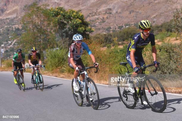 72nd Tour of Spain 2017 / Stage 15 Adam YATES / Romain BARDET / Steven KRUIJSWIJK / Luis Guillermo MAS / Alcala la Real Sierra Nevada Alto Hoya de la...