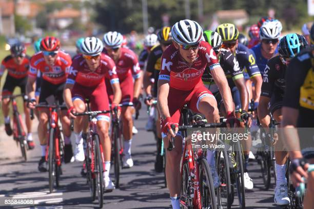 72nd Tour of Spain 2017 / Stage 2 Ilnur ZAKARIN / Nimes Gruissan Grand NarbonneAude / La Vuelta /