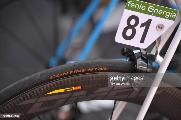 72nd Tour of Spain 2017 / Stage 2 Romain BARDET / Illustration / Team AG2R La Mondiale / Factor Bike / Continental Tire / Nimes Gruissan Grand...