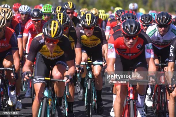 72nd Tour of Spain 2017 / Stage 2 Steven KRUIJSWIJK / Nimes Gruissan Grand NarbonneAude / La Vuelta /