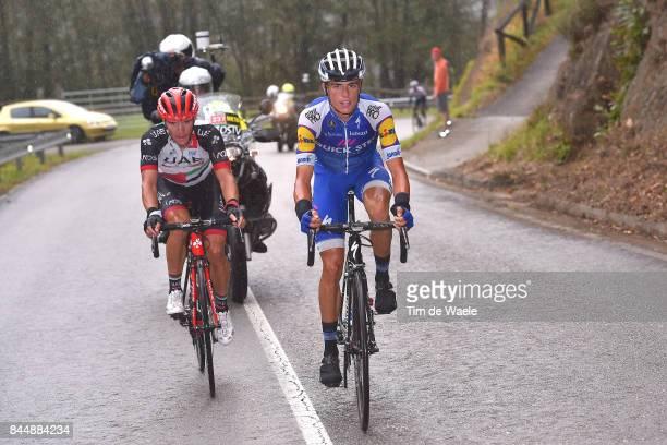 72nd Tour of Spain 2017 / Stage 20 Jan POLANC / MAS NICOLAU Enric / Corvera de Asturias Alto de L'Angliru 1560m / La Vuelta /