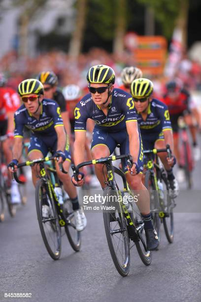 72nd Tour of Spain 2017 / Stage 21 Christopher JUUL JENSEN / Team ORICAScott / Arroyomolinos Madrid / La Vuelta /