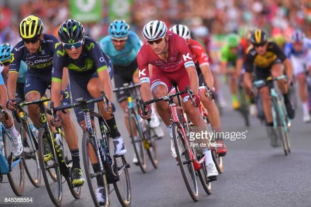 72nd Tour of Spain 2017 / Stage 21 Maxim BELKOV / Arroyomolinos Madrid / La Vuelta /