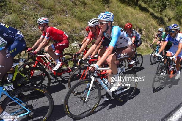 72nd Tour of Spain 2017 / Stage 3 Romain BARDET / Prades Conflent Canigo Andorra la Vella / La Vuelta /