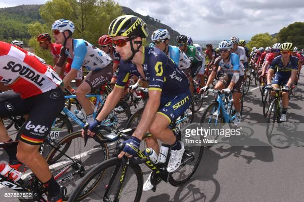 72nd Tour of Spain 2017 / Stage 5 Adam YATES / Benicassim Alcossebre 340m / La Vuelta /