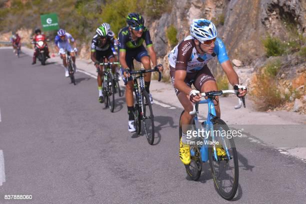 72nd Tour of Spain 2017 / Stage 5 Alexis GOUGEARD / Benicassim Alcossebre 340m / La Vuelta /